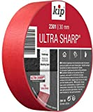 kip Kip professionale pittore Band Ultra di Sharp 230130mmx50m, Rosso (Pack of 1)