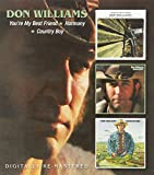 Don Williams - YouRe My Best Friend/Harmony/Country Boy by Don Williams (2013-12-03)