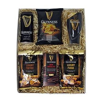 Guinness Golden Goodies Spezialitäten Geschenkbox