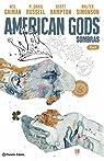 American Gods Sombras nº 03/09 par Gaiman