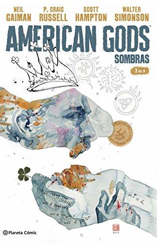 American Gods Sombras nº 03/09 (Independientes USA) por NEil Gaiman