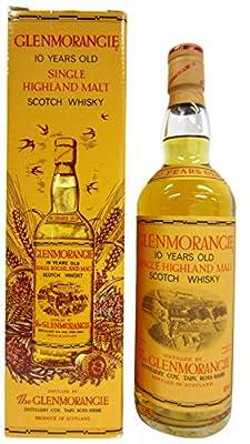 Glenmorangie - Single Highland Malt - 10 year old Whisky