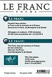 Le Franc Poche : Guide des prix des monnaies françaises 1795-2001