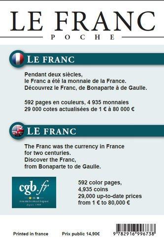 Le Franc Poche : Guide des prix des monn...