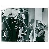 """Vintage Foto de Damon wayans, David Alan Grier y Christopher Lawford en una escena de un 1994American Superhero comedy-parody Film, """"blankman."""