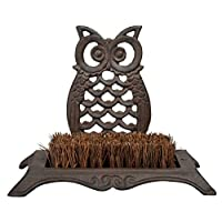 Fallen Fruits Owl Boot Brush