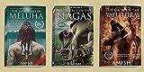 #6: Set of 3 books- meluha, nagas, the oath of vayuputras (Shiva trilogy)