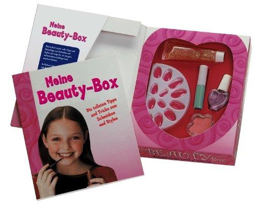 Meine Beauty-Box, m. Schminkzubehör