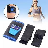 Gymnic Electronic Muscle Arm leg Waist Abdominal Massage Toning Belt Slim