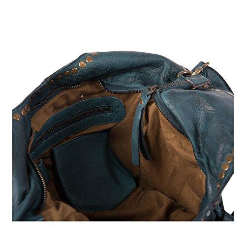 Wunschstück Koba - Handtasche Petrol