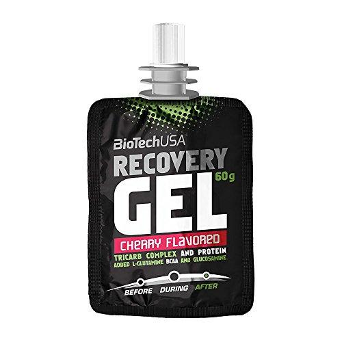 Biotech Recovery Gel Energético Limón - 60 gr