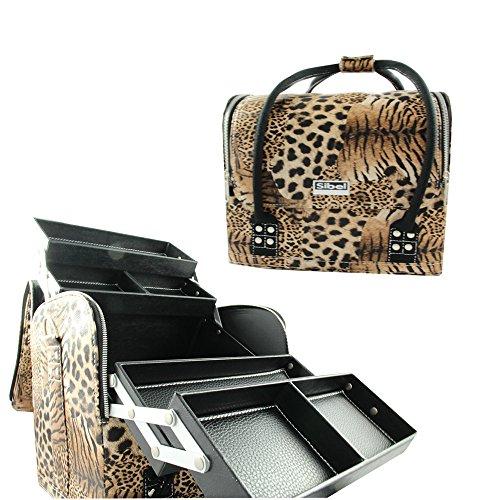 Friseur Koffer Werkzeugkoffer Werkzeugtasche WILD BEAUTY BAG