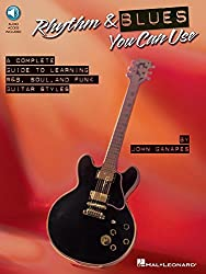 Rhythm & Blues You Can Use (Book/CD) by John Ganapes (2013-07-22)