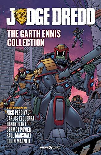 Judge Dredd. The Garth Ennis collection: 5