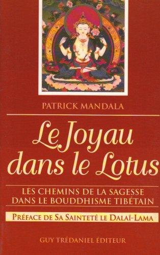 Le joyau dans le lotus ou Les chemins de la sagesse dans le bouddhisme tibétain