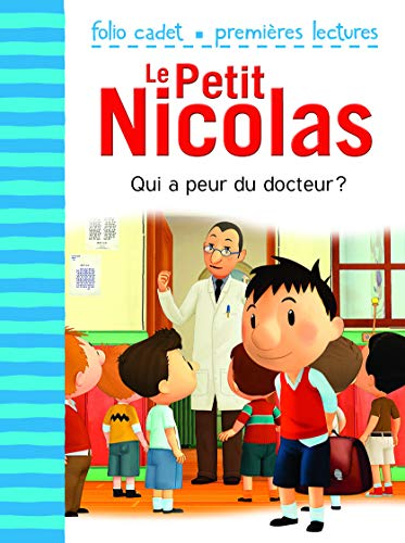 Qui a peur du docteur? par Emmanuelle Kecir-Lepetit