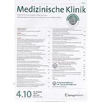 Medizinische Klinik [Jahresabo]