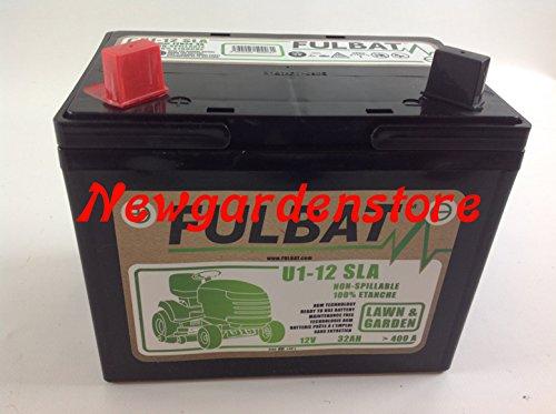 Batterie Gel Starter Elektro Aufsitzmäher 12V 32Ah 400A Denkanstoß - Ah Sla-batterie