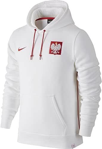 Poland Hoodie Core White   www
