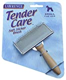 Best Poodle Brushes - Lawrence Tender Care Slicker Brush, Small Review