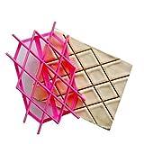 Fondant Kuchen Prägestempel / Prägematte für Dekoration, Ausstechformen Embosser Zuckerguss Werkzeug