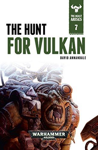 The hunt for vulkan the beast arises book 7 ebook david annandale the hunt for vulkan the beast arises book 7 by annandale david fandeluxe Gallery