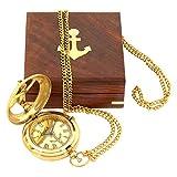 Artshai Premium Golden Sundial style poc...