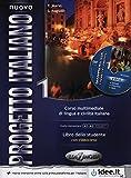 Libra Della Studente: Corso Multimediale Di Lingua E Civilta Italiana [Polish Dictionary]