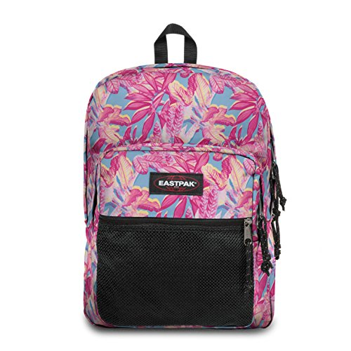 Eastpak Pinnacle Sac à dos - 38 L - Pink Jungle (Multicolore)