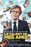 Le Talent de mes amis \ 2015 - Alex Lutz - 116x158 cm - AFFICHE De CINEMA ORIGINALE