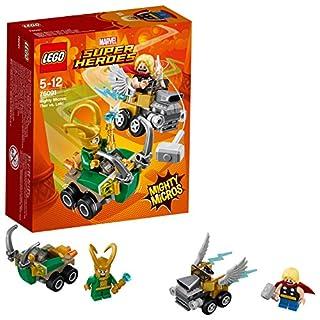 LEGO UK - 76091 Marvel Super Heroes Mighty Micros: Thor versus Loki Fun Superhero Toy for Kids (B075SVP2ZD)   Amazon price tracker / tracking, Amazon price history charts, Amazon price watches, Amazon price drop alerts