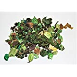 Pure Source India Highly Fragrance Potpourri Dry Flowers Loose 250 Gram Pack (Lemon Grass)