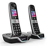 BT 8600 Advanced Call Blocker Cordless Home Phone with Answer Machine (Twin Handset Pack)