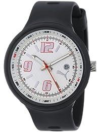 Puma Time Motorsport Herrenuhr SLICK GENTS 3HD BLACK WHITE A.PU910691002