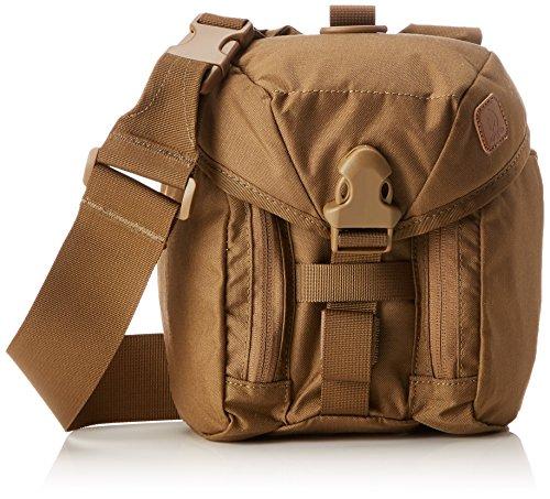 Überleben Pal (Helikon-Tex Essential Bushcraft Survival Kit Bag Tasche (Coyote))