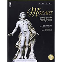 Mozart - Concerto No. 23 in a Major, Kv488: 2-CD Set (Music Minus One (Numbered))