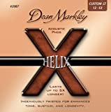Dean Markley Helix HD Acoustic Phos DM-2087-CL 12-53 Guitar Strings, Light (6 pieces)