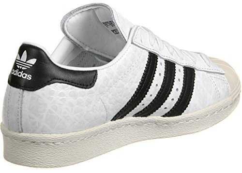 Basketball-superstar (adidas Superstar 80 S Damen Sneaker Weiß)