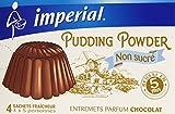 Imperial Préparation pour Pudding au Chocolat 4 Sachets de 35 g - Lot de 6
