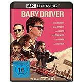 Baby Driver 4K Ultra-HD