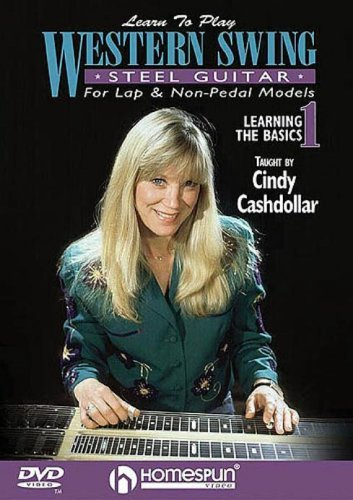 Learn To Play Steel Guitar - For Lap And Non-Pedal Models. [DVD] (Pedal-steel-dvd)