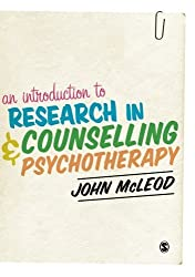 An Introduction to Research in Counselling and Psychotherapy (Practical Skills for Counselors) by John McLeod (2013-04-05)