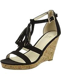 Another Pair of Shoes Wyona K3 - Sandalias de Punta Descubierta para Mujer