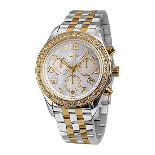 Alfex 5678-804 montre quartz mixte