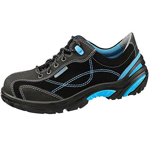Abeba 4621–36 Crawler Sicherheit Low Schuh Noir/Bleu