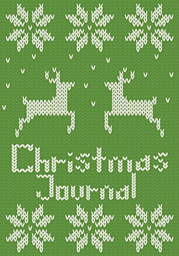 5 Year Christmas Memory Journal (Ugly Christmas Gift Ideas)(V8) (Stocking Stuffer Ideas, Band 8) (Stocking Stuffer Ideen Für Kinder)