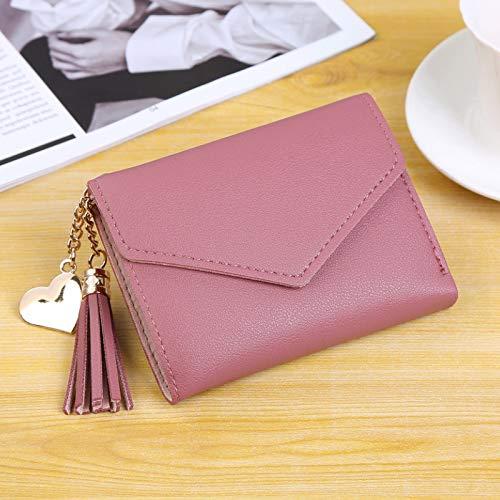 6769d06bac Women's Wallet,Women's Wallet Art Women's Wallet Cute Tassel Pendant Tide  Help Wallet Coin Purse