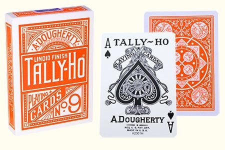 cartes-tally-ho-fan-orange