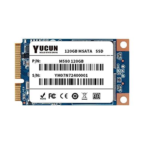 YUCUN MSATA III Disco Duro sólido Interno Estado