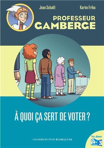 Professeur Gamberge (18) : A quoi ça sert de voter ?